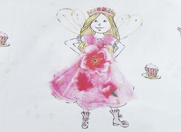 Beddinghouse dekbedovertrek Birthday Fairy