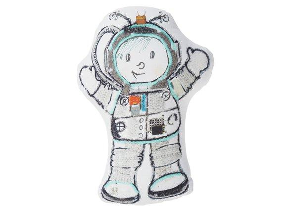 Beddinghouse sierkussen Astronaut