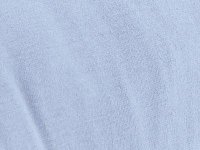 Essenza Home Jersey hoeslaken, licht blauw