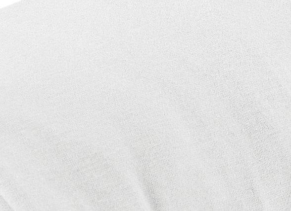 Essenza Home Jersey hoeslaken, wit
