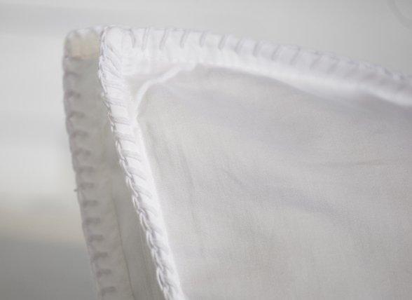 Flamant dekbedovertrek Feston white