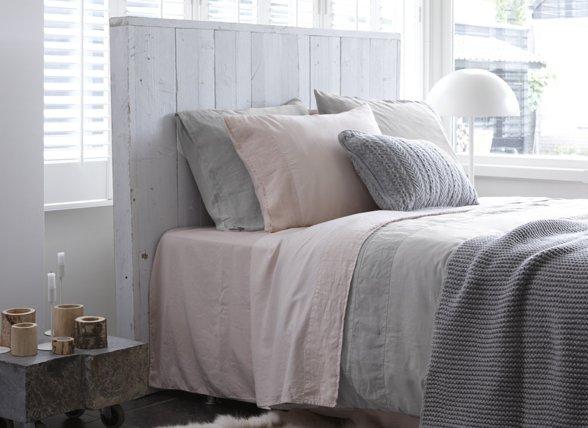 House in Style dekbedovertrek Como light grey