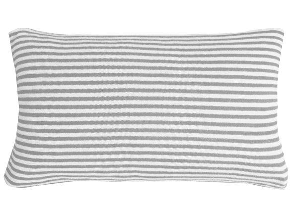 Marc O'Polo sierkussen Arvid grey/ecru 30x50