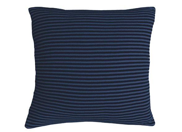 Marc O'Polo sierkussen Arvid navy/mid blue 50x50