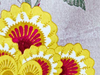 Pip Studio badgoed Floral Fantasy khaki