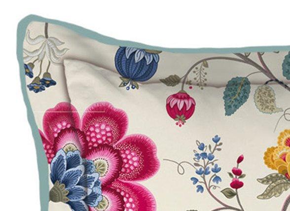 Pip studio sierkussen floral fantasy ecru morpheus