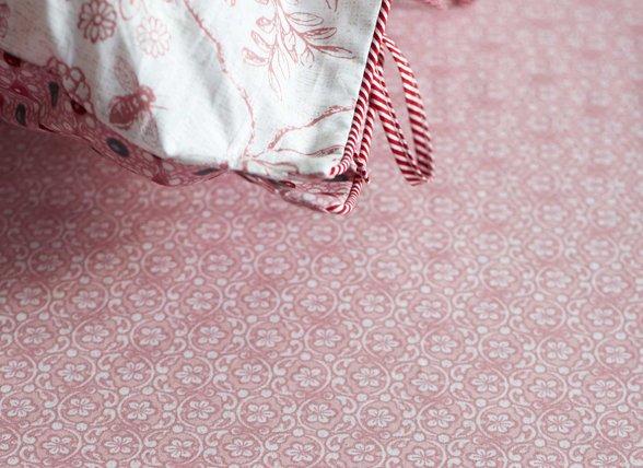 Pip Studio hoeslaken Lacy pink