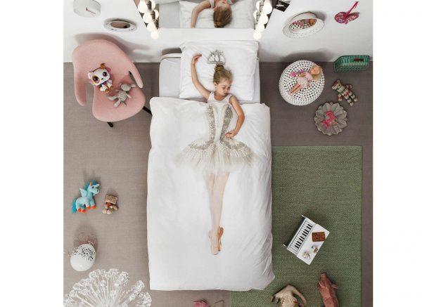 Snurk dekbedovertrek Ballerina