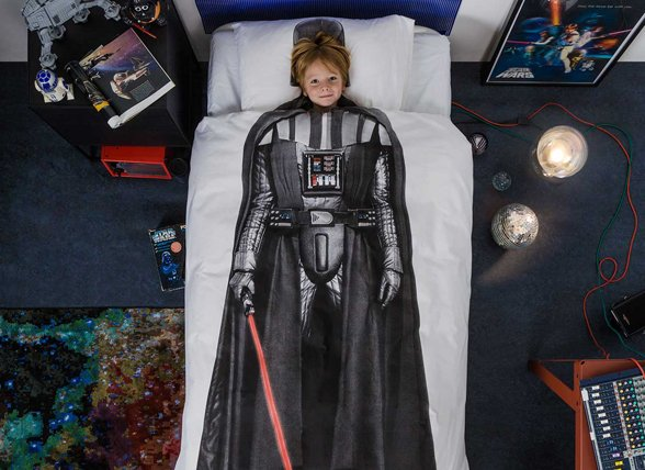 Snurk dekbedovertrek Darth Vader