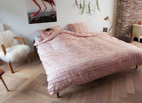 Licht Roze Dekbedovertrek : Snurk morpheus dé slaapvoorlichter