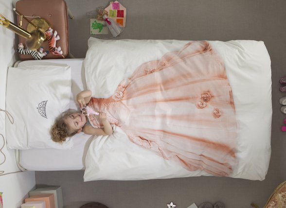 Snurk dekbedovertrek Princess