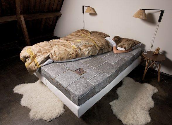 Snurk hoeslaken Le Trottoir