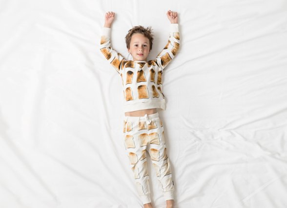 Snurk Homewear Toast sweater
