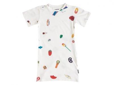 Snurk Homewear Candy Blast dress