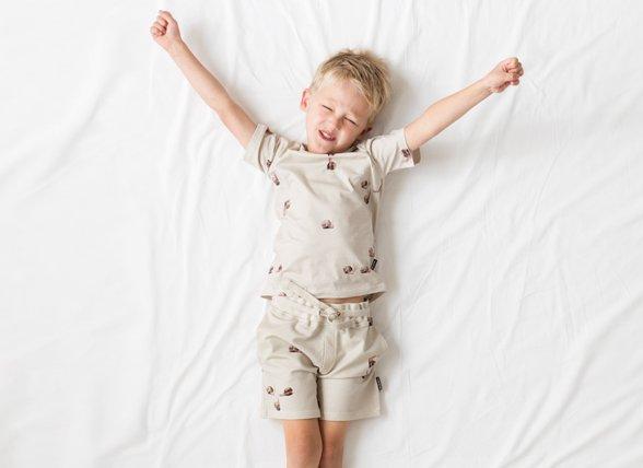 Snurk Homewear Slug Life short