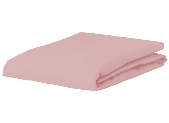 Essenza Home perkal hoeslaken, roze