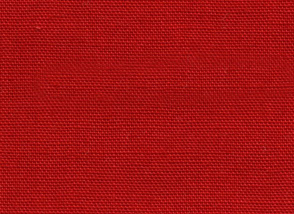 Essenza Home kussensloop perkal katoen, rood