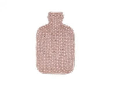 Pip Studio Cosy hot water bottle cover roze