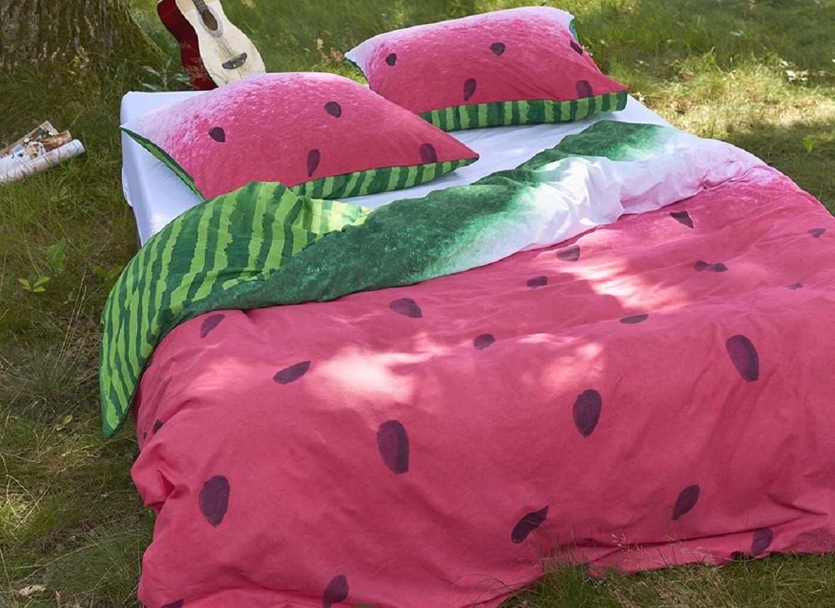Covers & Co dekbedovertrek Watermelon