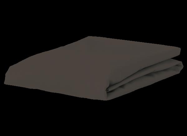 Morph Design perkal hoeslaken 200tc, antraciet