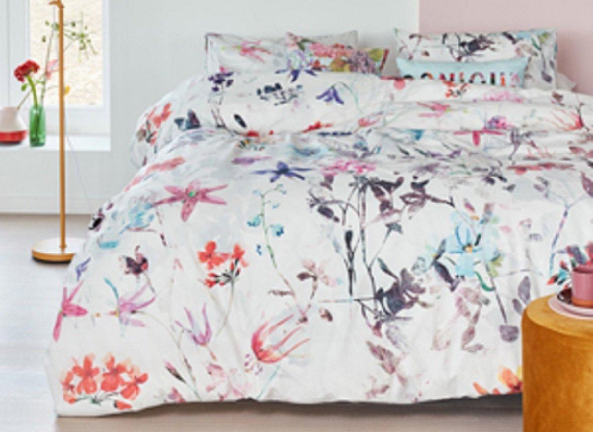 Beddinghouse dekbedovertrek Sweet Flowers multi
