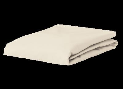 Morph Design satijn hoeslaken 600tc, ecru