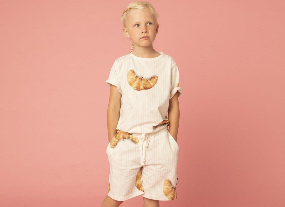 Snurk Homewear Croissant Short kinderen