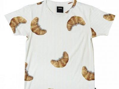 Snurk Homewear Croissant T-shirt Heren
