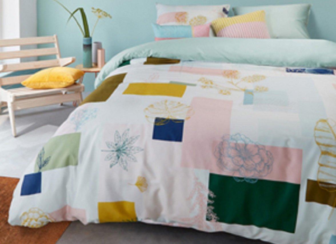 Beddinghouse dekbedovertrek Femm pastel