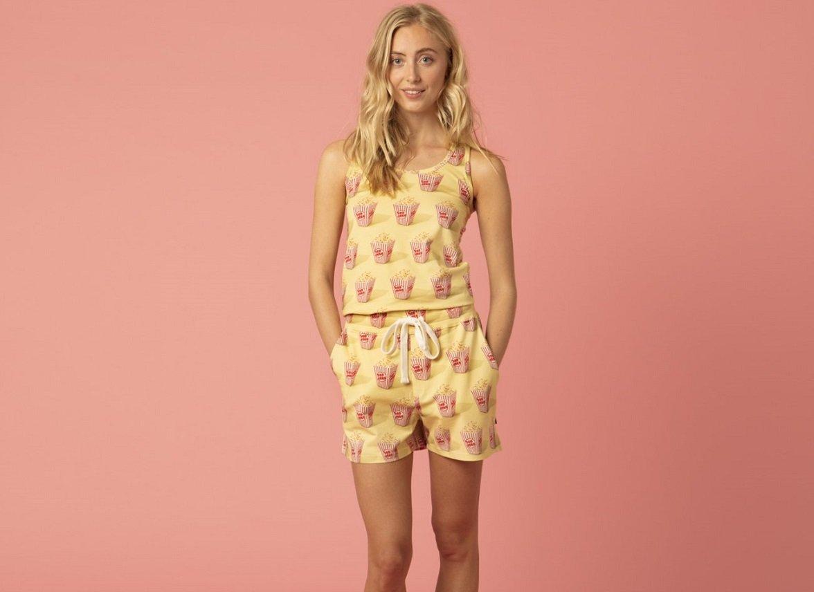 Snurk Homewear Popcorn short dames