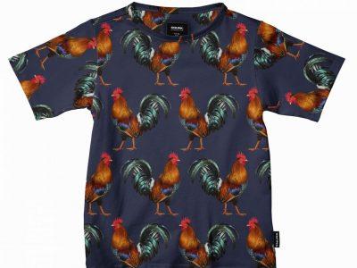 Snurk Homewear Rooster T-shirt heren
