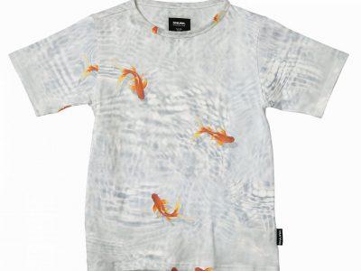 Snurk Homewear Goldfish T-shirt Heren