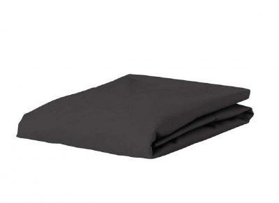 Essenza Home Premium Jersey hoeslaken, antraciet