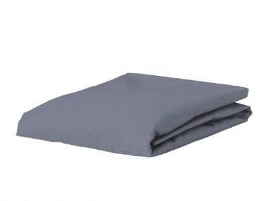 Essenza Home Premium Jersey hoeslaken, stone blue