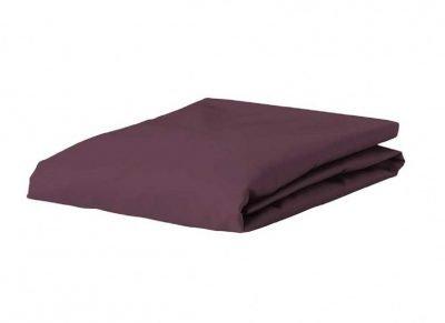 Essenza Home Premium Jersey hoeslaken, marsala