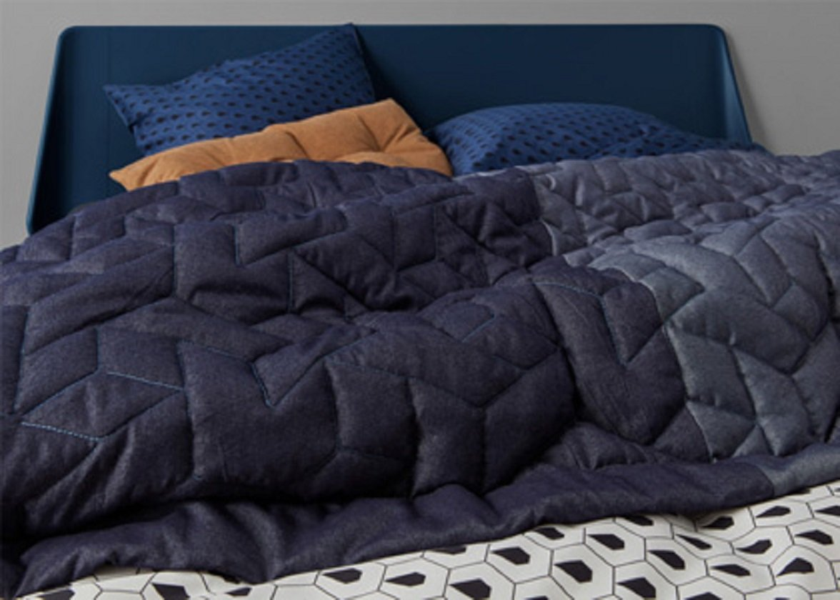 Auping sprei Revival blue