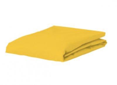 Bella Donna Jersey hoeslaken, geel