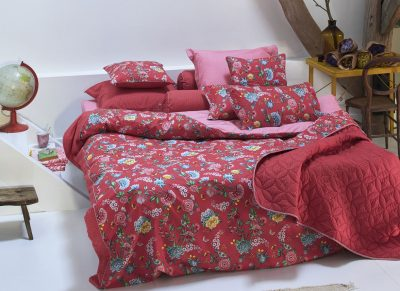 Pip Studio sprei Good Night red