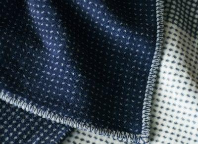 Marc O'Polo plaid Strok blue