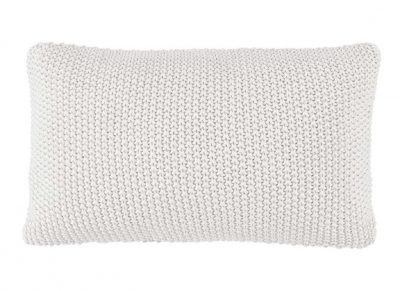 Marc O'Polo sierkussen Nordic Knit offwhite 30x60