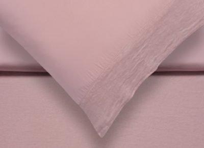 Vandyck dekbedovertrek Pure 07 sepia pink