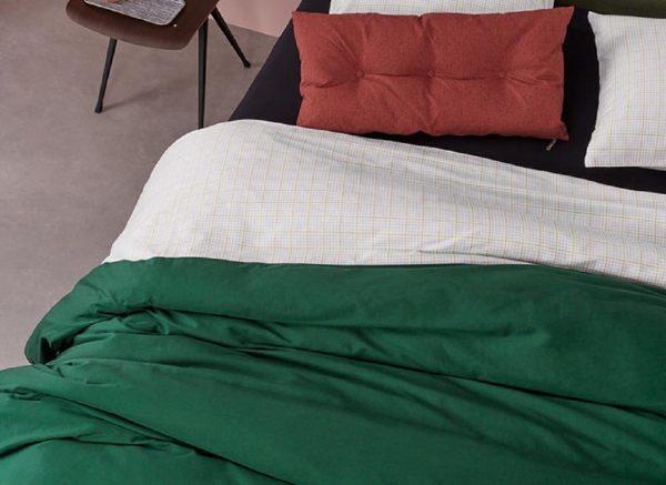 Auping dekbedovertrek North Pole green