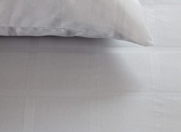 Beddinghouse dekbedovertrek Rain grey