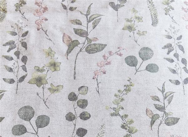 Ariadne at Home dekbedovertrek Blooms natural