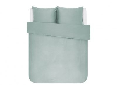 Essenza Home dekbedovertrek Minte dusty green