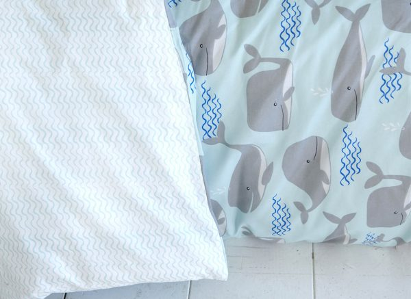 Covers & Co dekbedovertrek Wally aqua