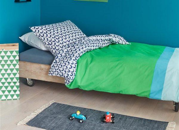 Beddinghouse dekbedovertrek Mette green