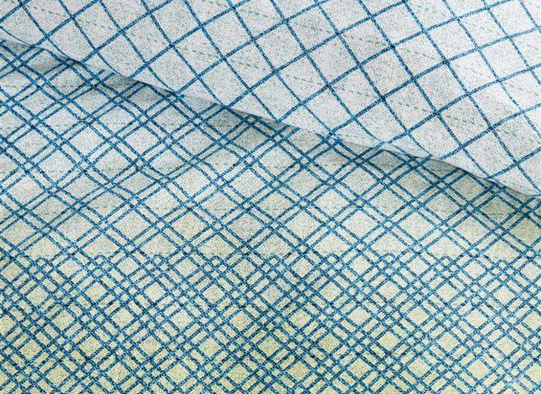 Beddinghouse dekbedovertrek Lunas blue