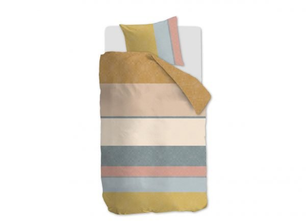Beddinghouse dekbedovertrek Colorful Summer soft pink