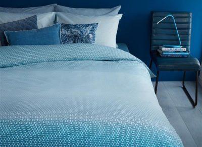 Beddinghouse dekbedovertrek Sunkissed blue